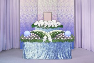 祭壇ブルー