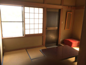 開栄寺 司控室